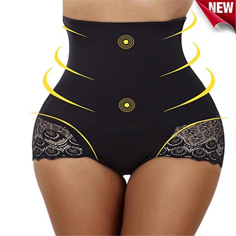 Buy Women Butt Lifter body Shaper Tummy Plus Size Control Panties Shapewear Thongs Underwear booty tummy enhancer High Waist Belt