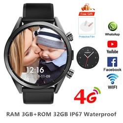 Kospet Hope Smartwatch 3GB+32GB Dual 4G 1.39