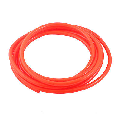 10mm OD 6.5mm Inner Dia Air Compressor PU Tube Pipe 5m 16.4ft for Pneumatics Free shipping 10 13mm clear transparent pvc water hose for car washer pump pipe with filter strainer inner dia 10mm outer dia 13mm