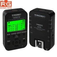 Original Yongnuo YN-622 TX YN 622C ETTL Flash Trigger With Transceivers For Canon Camera Wireless Triggers Flash Studio