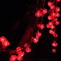 Yingtouman 100 м Фонари Тип Рождество фестиваль праздничное оформление Света Свадьба Garden огни строки Открытый Декоративные светильники
