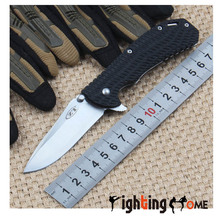 Tactical folding knife 5Cr13Mov spindle CNC lathe precision machining outdoor camping portable folding knife pocket knife EDC