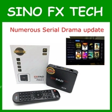 Live show permanent free Android TV BOX for India,Vietnam,New Zealand,Australia,Canada,USA 1700+ Channels EVPAD PRO+