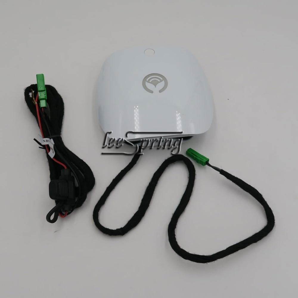 Chargeur universel sans fil de voiture charge sans fil standard WPC Qi 1.2