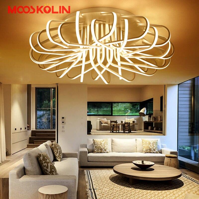 Moderne Acryl Design Deckenleuchten Wohnzimmer Schlafzimmer 90 ~ 260 ...
