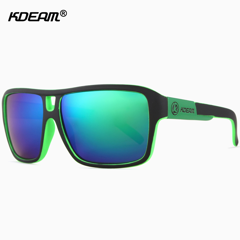Top Selling Dragon Style Polarized Sunglasses Men Color Mix Outdoor Sun Glasses For All Face With