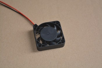 3d printer fan 8010 2pins 80mm 80x80 x10 mm 8cm graphics card DC 5V / 12V 24V 2P 1pcs image