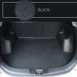 Dustproof Custom רכב מחצלת תא מטען מאזדה מאזדה 3 6 2006-2018 CX-3 CX-4 CX-5 CX-7 CX-9 2007- 2018 שנים MX-5 1995-2004 שנים