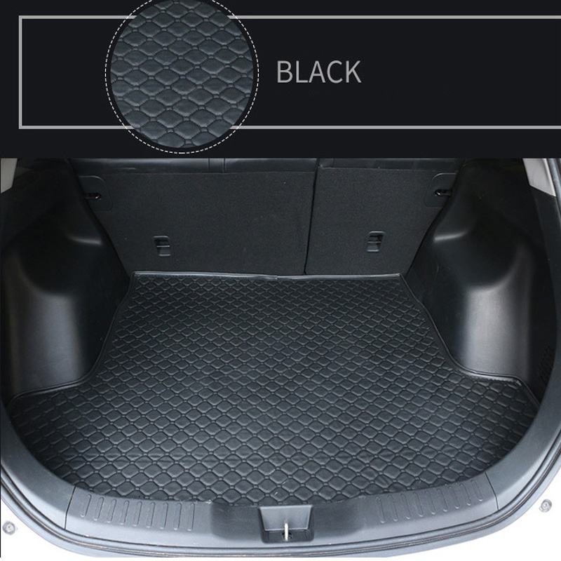 Dustproof Custom Car Trunk Mat For MAZDA Mazda 3 6 2006-2018 CX-3 CX-4 CX-5 CX-7 CX-9 2007-2018 Years MX-5 1995-2004 Years