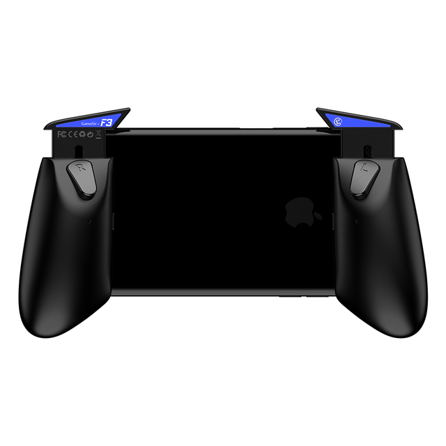 GameSir F3 Plus Pubg Mobile Gamepad Conductive AirFlash Grip with Response Buttons Gaming Controller For Android / iOS 3
