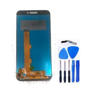 "Image 2 - 5.0 ""のための輝き Lite 5080 5080X 5080A 5080U 5080F 5080Q 液晶ディスプレイ + タッチスクリーン携帯電話の修理部品"