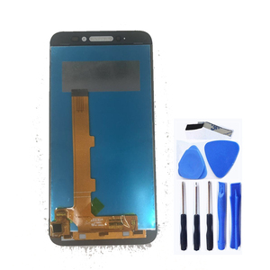 "Image 2 - 5.0 ""per Alcatel One Touch Lustro Lite 5080 5080X 5080A 5080U 5080F 5080Q display LCD + touch screen mobile parti di riparazione del telefono"