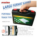 Senniao track scanner ST-A1G portable large format transform HD offline scan computer image seamless synthetic A4-A1 format