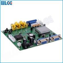 CGA к VGA конвертер видеоигры доска двойной VGA выход для CRT ЖК монитор PDP аркадная игра машина(GBS-8220