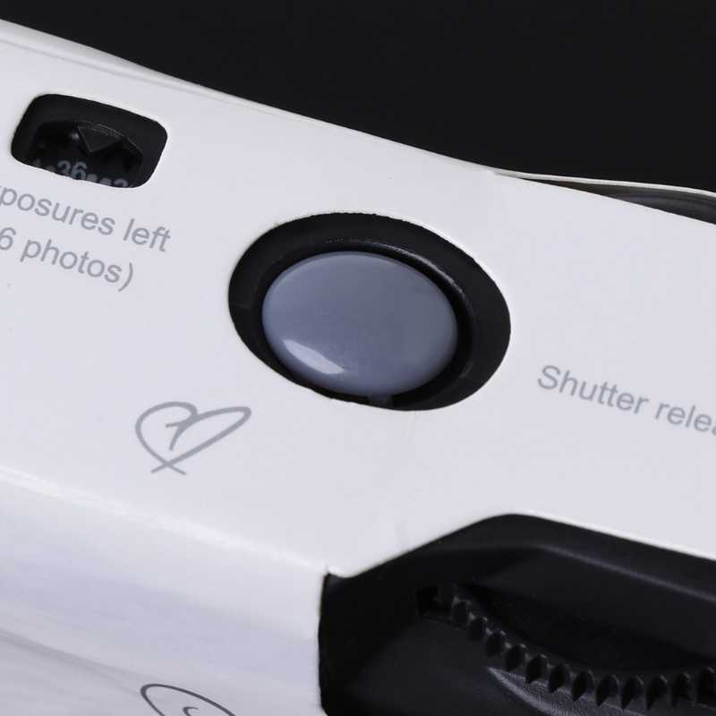 Jednorazowe aparaty kamery filmowej 36 zdjęć z lampą błyskową instrukcja mocy Flash Hd jednorazowego użytku optyczne nagrywania z kamery Wedding Party prezent