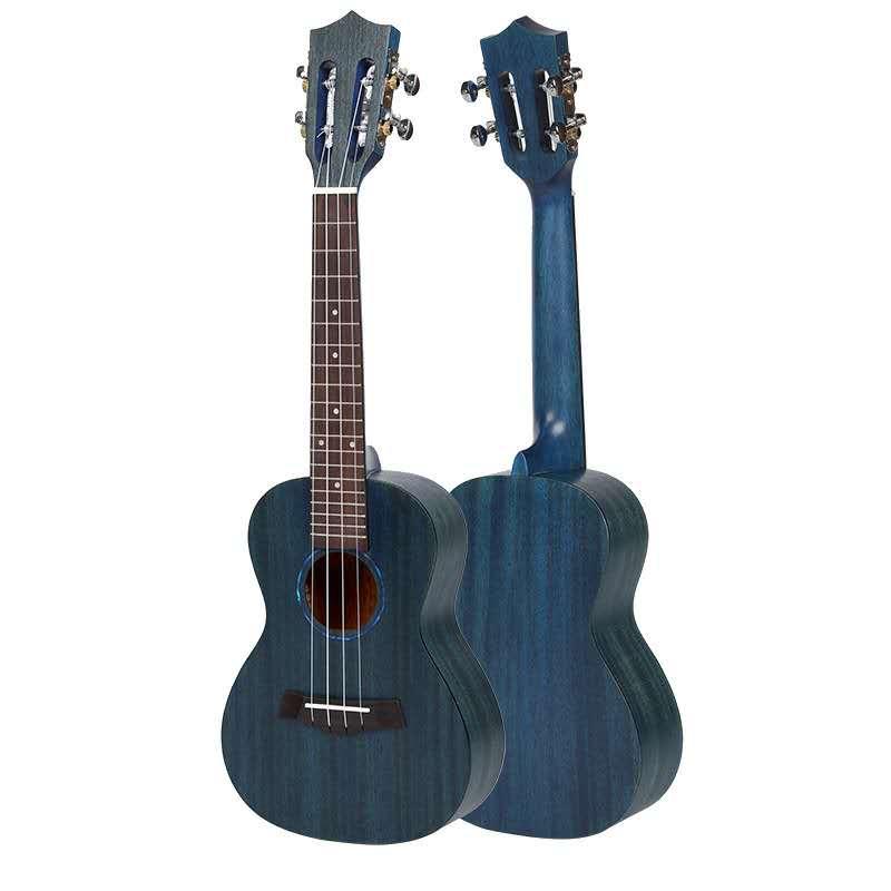 family concert fashion 23 style mahogany wood hawaii ukulele uke 4 strings bass guitar for. Black Bedroom Furniture Sets. Home Design Ideas