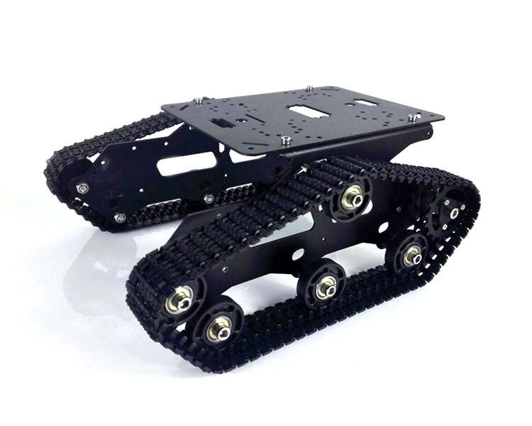 TR400 P 탱크 자동차 섀시, 합금 프레임 pc 휠, 플라스틱 애벌레/트랙, 수정, diy, 탱크 모델, 연구 프로젝트 owi. panzer-에서부품 & 액세서리부터 완구 & 취미 의  그룹 1