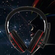 Marsnaska Brand New & USB Over-Ear Earphones Bass Stereo Headphones Hea