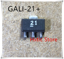 10PCS GALI-21 GALI-21+ GALI21 MARKING 21 SOT-89  IC