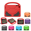 For IPad 3 4 Case Football Lines Kids Friendly Non Toxic EVA Foam Shockproof Stand Cover