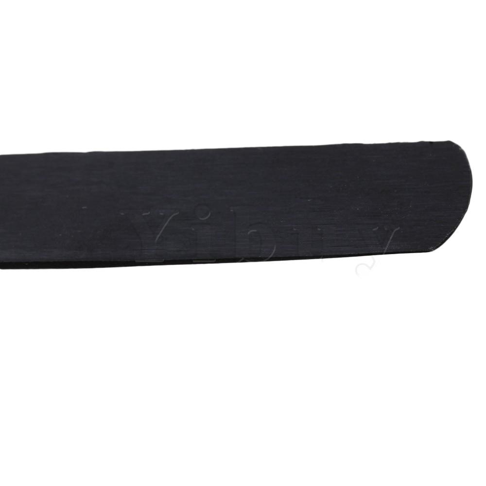 Yibuy Durable Black Resin E Flat Saxophone High - Instrumentos musicales - foto 4