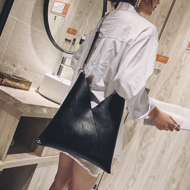 Fashion Leather Handbags for Women 2019 Luxury Handbags Women Bags Designer Large Capacity Tote Bag Shoulder Bags for Women Sac 1