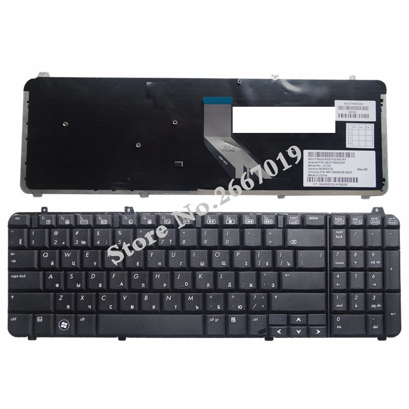 Russian NEW Keyboard FOR HP DV6-1000 DV6-1200 DV6T-1000 DV6T-1100 DV6T-1300 DV6-2000 DV6 DV6T RU Laptop Keyboard