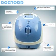 5L Medische Zuurstofconcentrator Zuurstof Generator Huishoudelijke en Ziekenhuis Gebruik 24 Uur Continu Zuurstof Leveren Machine