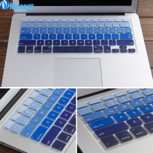 "Netcosy A1398 A1286 ультра тонкий силикон чехол для клавиатуры ноутбука Защитная пленка для Macbook 15,"" A1286 A1398 ноутбук"
