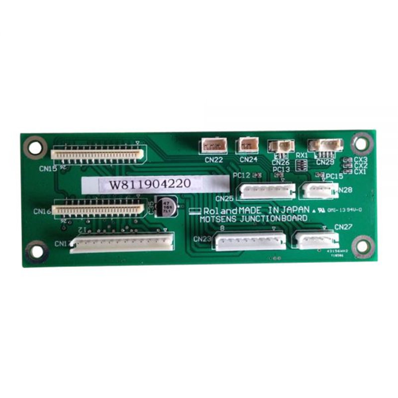Roland SJ-540 / SJ-740 / FJ-540 / FJ-740 Transfer Card original roland feed motor for sj 540 sj 740 fj 540 fj 740 7811909000