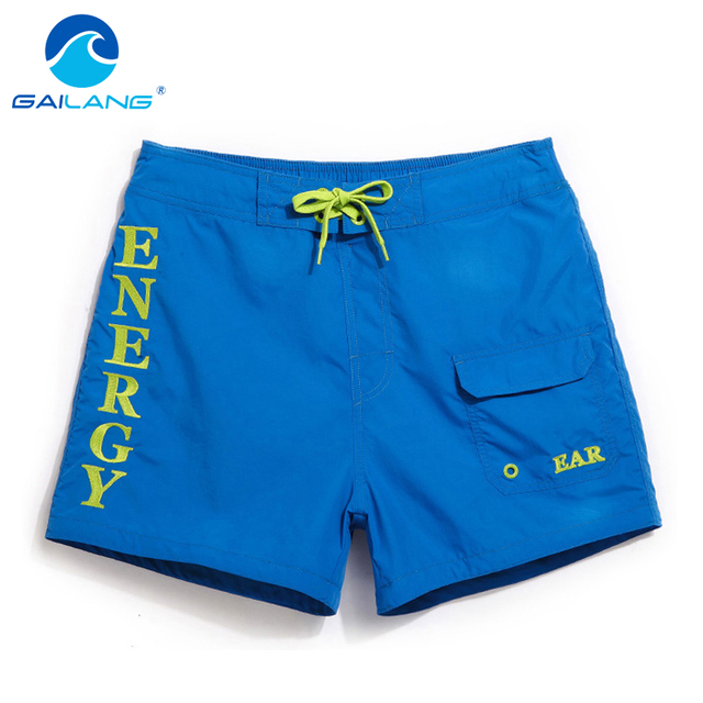 GAILANG Brand Men's Beach Board Shorts Boxers Trunks Man Active Jogger Bermudas Short Bottoms Men Quick Dry Swimwear Swimsuits
