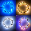 Solar LED lights 13m 120 LED Operated Copper Wire Flexible String Fairy Light christmas Wedding Holiday Party Decor Lamp 3V