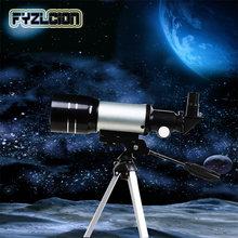 Hd астрономический телескоп f30070m Монокуляр профессиональный