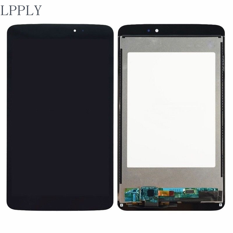 LPPLY LCD assembly For <font><b>LG</b></font> G PAD <font><b>V500</b></font> LCD Display <font><b>Touch</b></font> <font><b>Screen</b></font> Digitizer Glass Free Shipping image