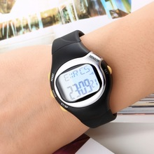 Pulse Heart Rate Monitor Calorie Counter Stop Watch