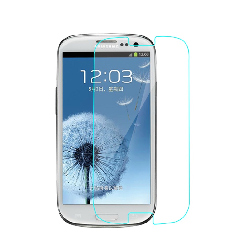 For Samsung Galaxy S3 i9300 9300 Premium Tempered Glass Screen Protector Ultra Thin Clear Explosion-proof Protective Film