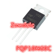 FQP10N60C 10N60 TO-220 MOS FET 10A 600V New and original IC
