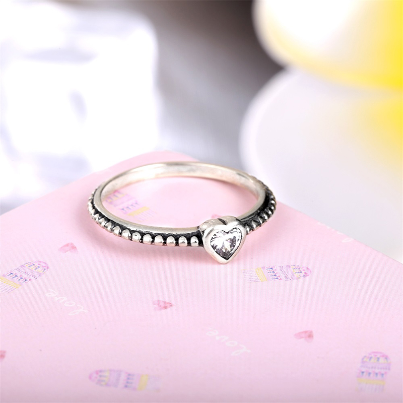 2016 ROXI New Pure Sterling Sliver 925 Ring Love Ring Special Fashion Jewelry for Woman Gifts Ring Wholesale Free shipping