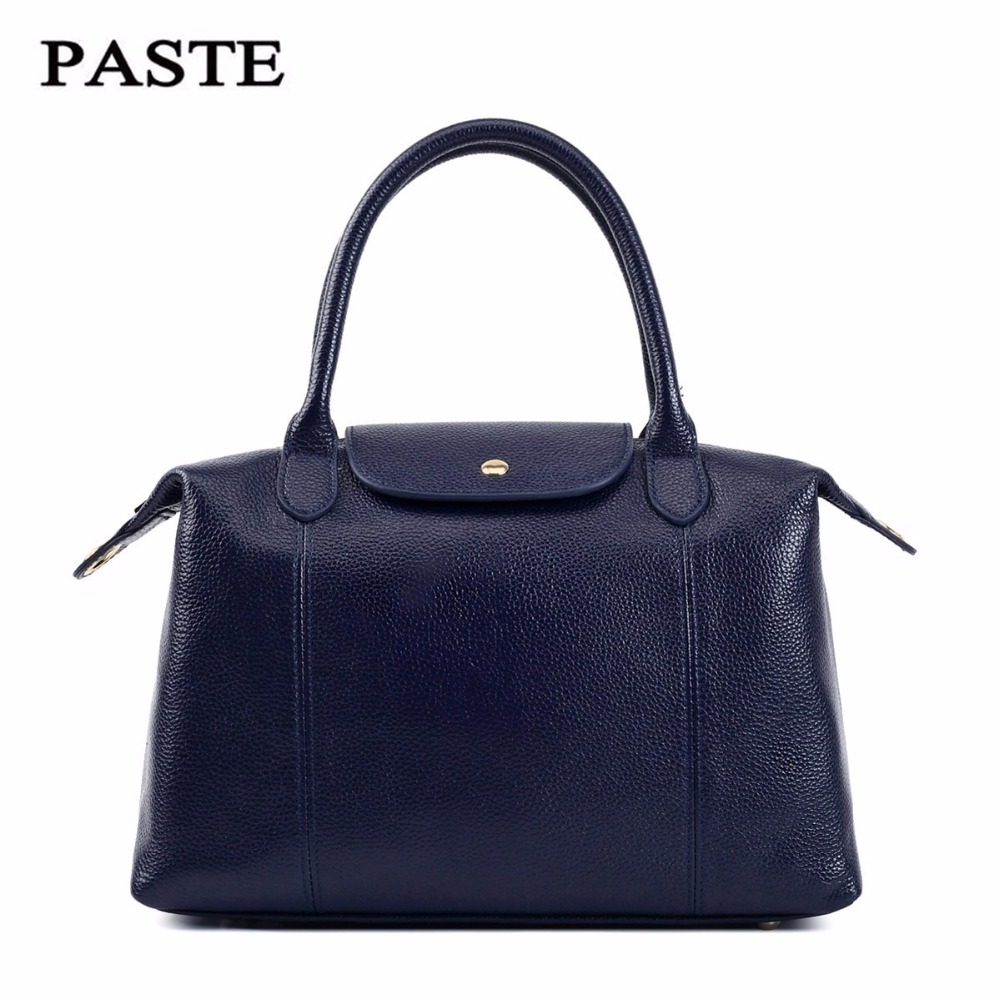 Best Special Offer New Bucket Quality Genuine Leather Women Handbags 2017 Brand Tote Bag Plaid Top-handle Famous Designer  C332 2015 special offer bolsas designer handbags high quality korean manufacturers selling new are cross printed student bag cheap