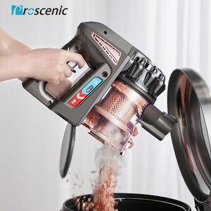 Image 2 - Aspirateur à main daspiration de puissance proscénic P8 PLUS 15000PA pour le nettoyage à domicile des poils danimaux