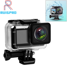 Sports Camera Waterproof Housing Case Brand New For DJI Osmo Action Diving Box Accessories 2019