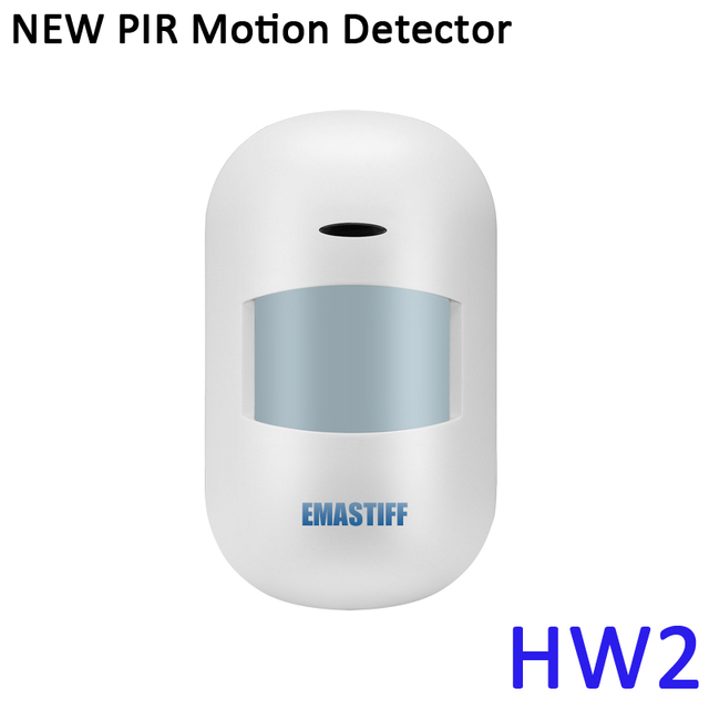Wireless Home Security GSM Alarm System 5