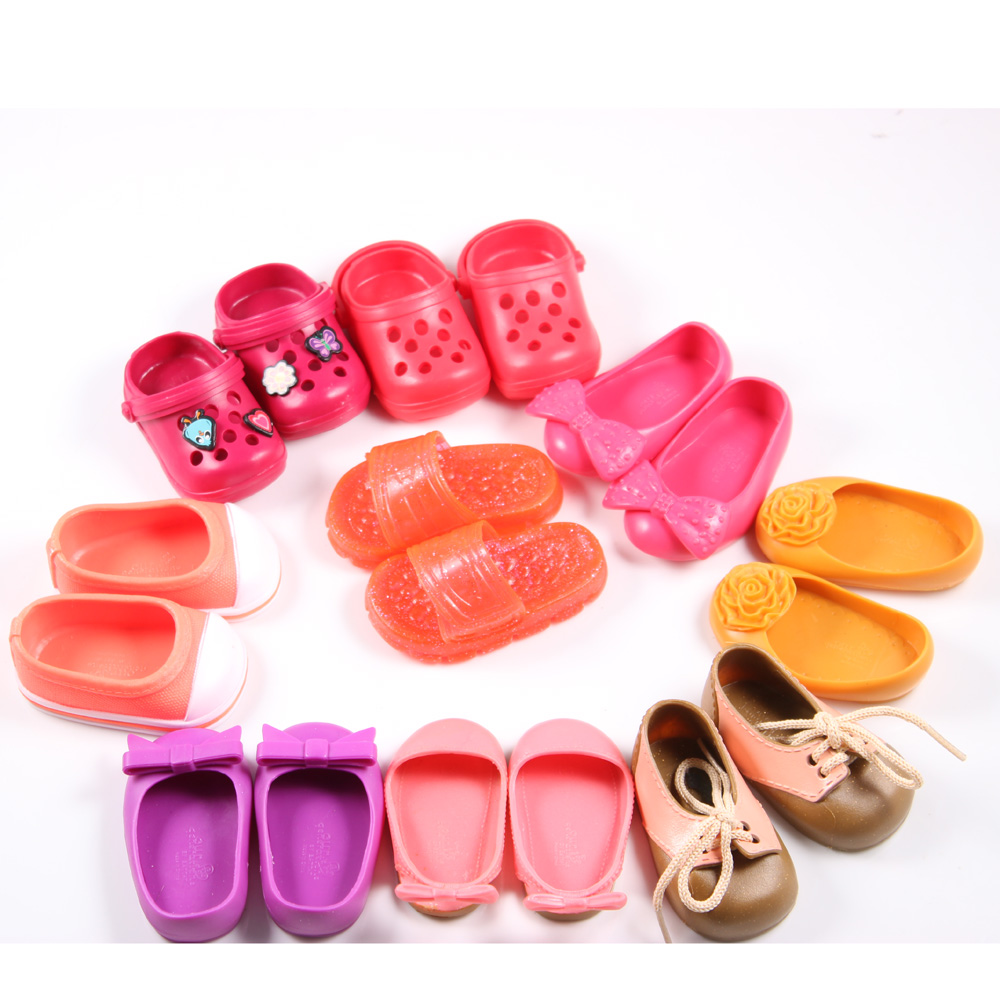 Cheap Price Baby Born Zapf Doll Accessories Doll Shoes Fit 43cm Baby Born Zapf Doll DS30 молочко barex milk developer 9