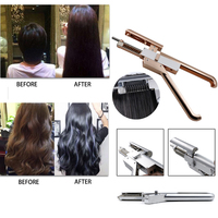 New Innovation Invisable 6d Hair Extension Machine Salon Hairdressing Connector Wig Hair Tools Professional And Safe Time