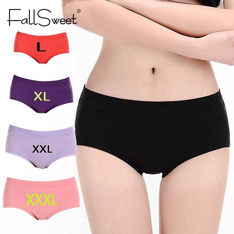 Women   Panties   Briefs Everyday wear Cotton Underwear L XL XXL XXXL