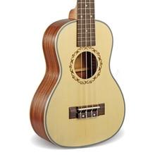 Afanti  Music 21 inch small Guitar / Engelmann Spruce / 21 inch Ukulele (DGA-109)