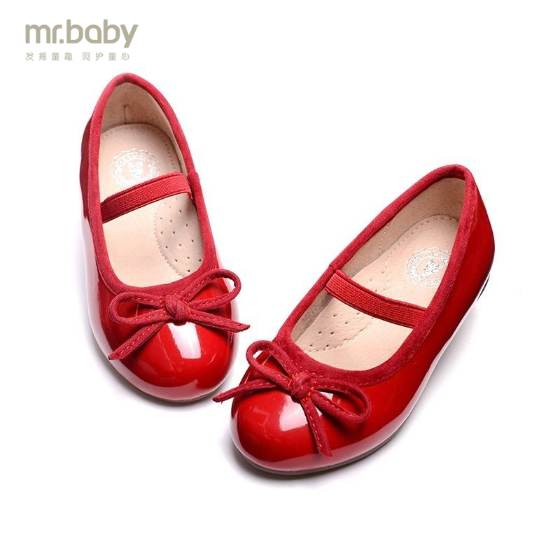 mr.baby autumn girl casual shoes children shoes