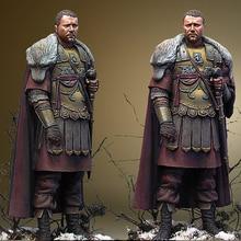 DIY 1/24 персонаж из смолы, модель, история 54 мм, римская кавалерийская кавалерия R56