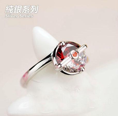 Poke Ball silver ringsPocket Monster Pocket Monster silver rings