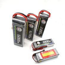Saleaman RC Battery lipo battery 11.1v 3300mAh 25C 3S Batteries For RC helicopter rc car rc boat quadcopter Li-Polymer batteria(China)